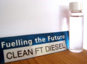 clean FT diesel